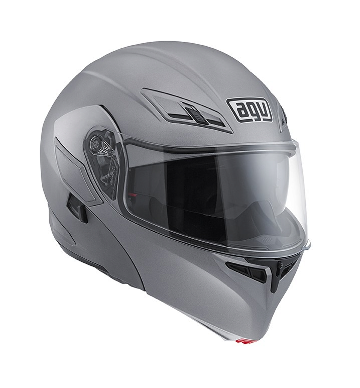 Шлем AGV Compact Solid - Matt Grey