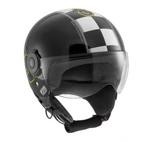 Шлем AGV Bali Copter Top Vale 46 - Black
