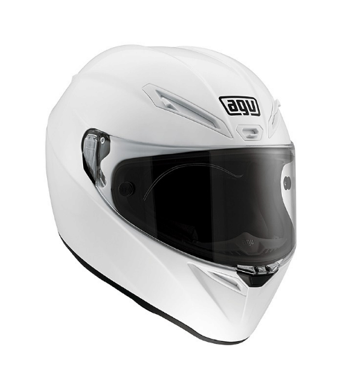 Шлем AGV GT-Veloce Solid - White
