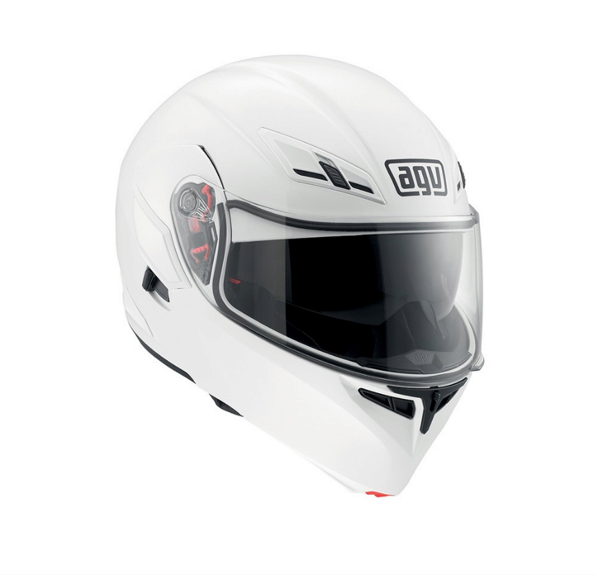 Шлем AGV Compact Solid - White