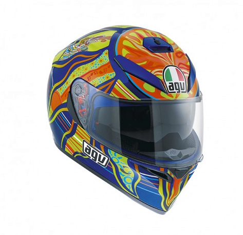 Шлем AGV K-3 SV Top - Five Continents