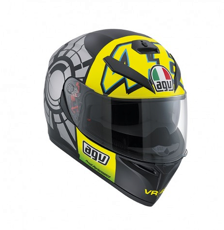 Шлем AGV K-3 SV Top Winter Test 2012