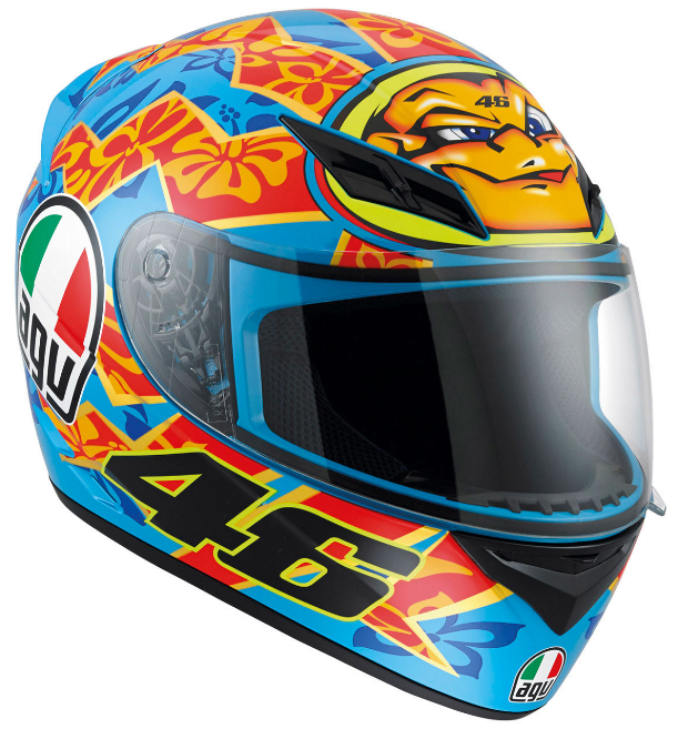 Шлем AGV K-3 Top Mugello 2001