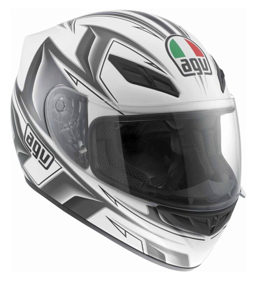 Шлем AGV K-4 Evo Multi - Arrow Wht/Gun