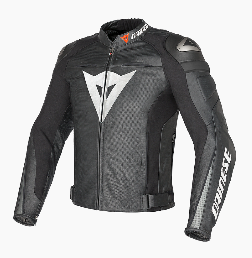 Куртка мужская Dainese Super Speed C2 - Blk/Blk/Gray