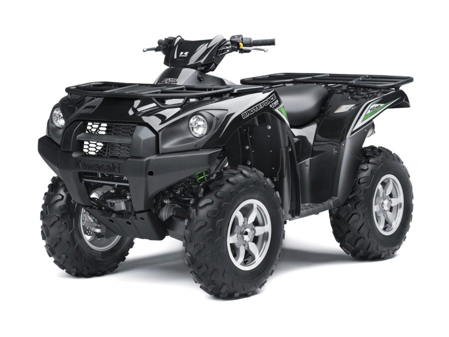 Kawasaki Brute Force 750 4x4i EPS Черный