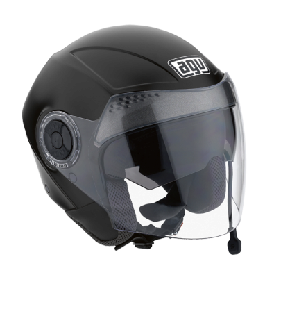 Шлем AGV Citylight Connect Solid - Flat Black